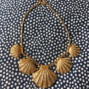 Kate Spade Seashell Necklace